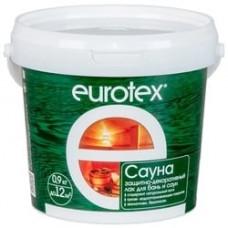«Евротекс» лак для сауны с воском