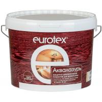 """""""Евротекс"""" аквалазурь (защитно-декоративное покрытие) 900 мл"""